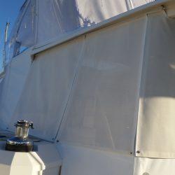 Catamaran Canvas Cover