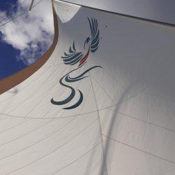 "SV ""Quetzal"" Logo on Main"