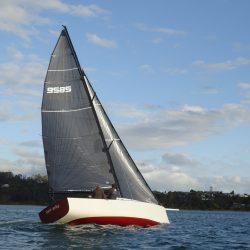 """Intrigue"" New Sails"