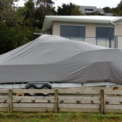 All Over Winter Boat Cover