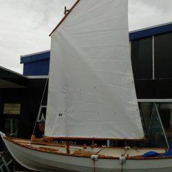 Lug Sail for a Ness Yawl
