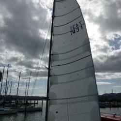 """Great Barrier Express"" Dacron Cruising Sail"