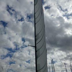 """Great Barrier Express"" Dacron Cruising Mainsail"