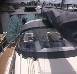 New Bimini, Dodger and Sail Cover